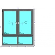 Окно №001-28140-1