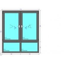Окно №001-28141-1