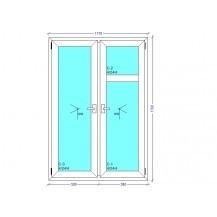 Окно №001-34658-1