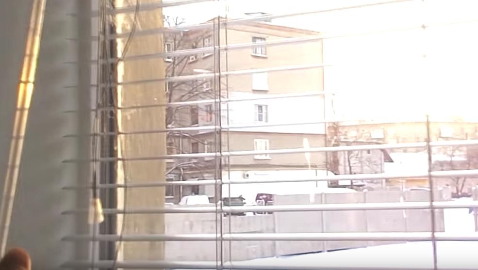 Готовые жалюзи на пластиковые окна