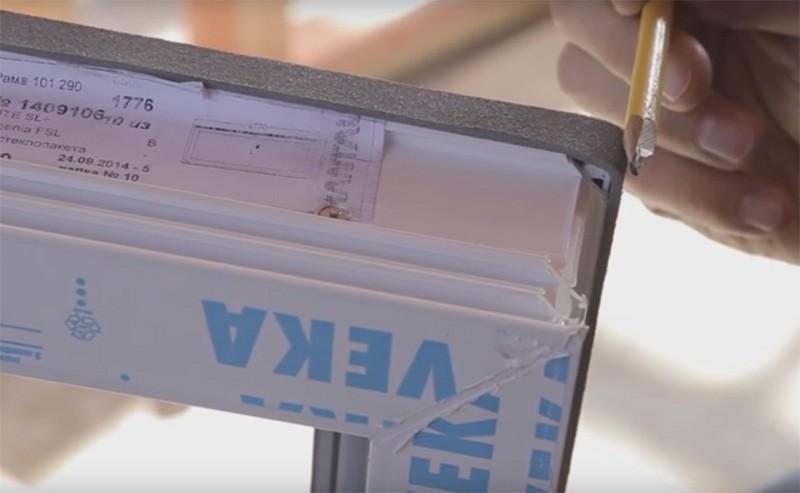 Как установить пластиковые окна своими руками. Видео.