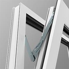 Фурнитура для пластиковых окон: какая лучше
