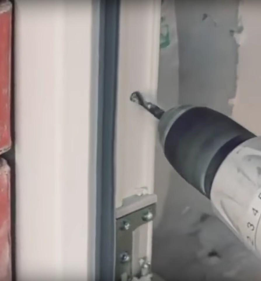 Как правильно поставить пластиковое окно?