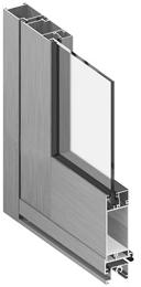 «Холодная» дверная система VIDNAL СПЛ-02