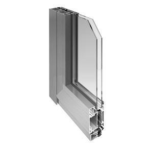 «Теплое» остекление витражей/окон VIDNAL V60W