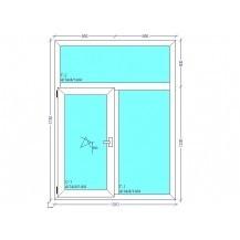 Окно №001-59505-1