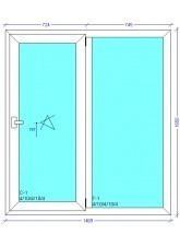 Окно №001-28255-1